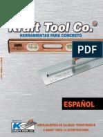 Kraft Concrete Spanish 2010