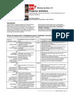 OA12 UT7 ProArt AM 2013-2014