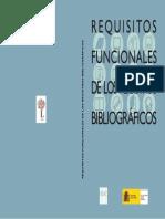Requisitos Funcionales de Los Registros Bibliográficos (FRBR)