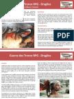 Guerra Dos Tronos RPG - Materiais Diversos