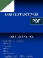 4° básico lenguaje ppt los sustantivos y clasificación 07.06