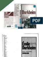 1. 1984 - RODRIGUES - A Sociologia Em Durkhein