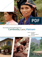 Guide to Responsible Tourism in Cambodia, Laos & Vietnam