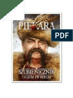 § Piekara Jacek - Szubienicznik. Falsum Et Verum