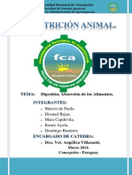 Trabajo Practico de Nutricion Animal