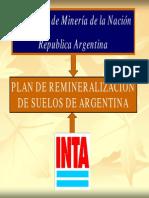 Presentación Agrominerales - SEGEMAR INTEMIN - Alejandro Fernández