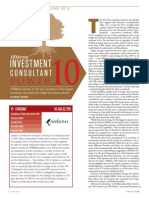 HFMWeek Investment Consultants Top 10 April 2013