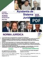 Ayudantía Eif Sistema Juridico
