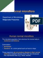 microbiology-natural microflora