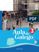 Manual Aula de Galego 3 Libro Completo