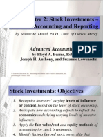 Beams10e ch02 Investor Accounting and Reporting