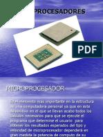 MICROPROCESADORES PRECENTACION
