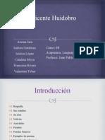Vicente Huidobro Version 2