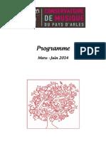 Programme Cons