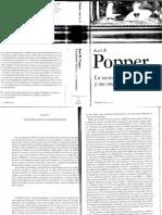 1. Popper, Karl - La Sociedad Abierta y Sus Enemigos. Capítulo 5. Naturaleza y Convención