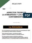 Clase Virtual 1 La Atmosfera y Los Contaminantes