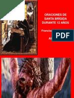 Oraciones de Santa Brígida Durante 12 Años.ppt