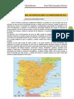 2.3. REVOLUCION LIBERAL. LAS CORTES DE CADIZ Y LA CONSTITUCIÓN DE 1812