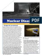 news paper article for nukes