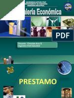 8-Ingenieria Economica Prestamo 2013