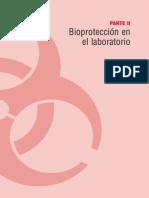 Manual de Bioseguridad. Cámaras de seguridad biológica