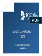 Piano Marketing 2013
