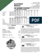 SEC Tournament -  Week11