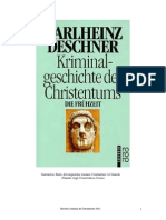 1.Karlheinz_deschner- Historia Criminal Del Cristianismo