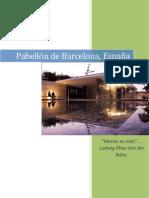 Pabellon Aleman en Barcelona