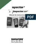 InspectorPlus Operation Manual Spanish Radiacion