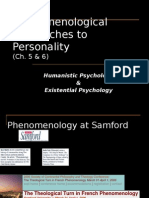 Phenomenological Approaches to Personality_2009