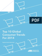 Top 10 Global Consumer Trends for 2014 v1