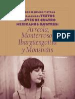 Sobre El Humor y Otras Yerbas en los Textos Breves de Cuatro Mexicanos Ilustres, Arreola, Monterroso, Ibargüengoitia, Monsiváis