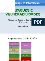 Ataques e Vulnerabilidades Em Redes