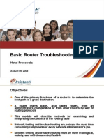 26 1 New Router Troubleshooting NEW