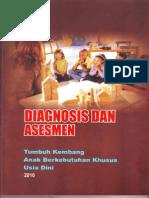 Buku_Diagnosis Dan Asesmen Tumbuh Kembang Anak Berkebutuhan Khusus Usia Dini_0