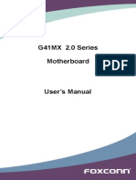 872706 an 01 en Motherboard Foxconn G41MX