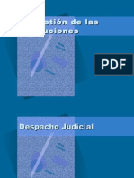 INSTITUCIONES DEL SISTEMA PENAL