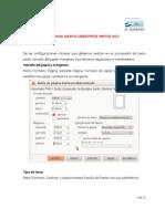 Manual Writer Basico