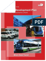 Transit Developement Plan Annual Admin Update 2014 2023