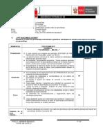 2° SESIÓN DE TUTORÍA - ESTILOS DE APRENDIZAJE