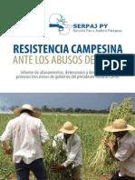 Resistencia Campesina Ante Los Abusos Del Poder