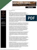 Desarrollo de La Comunicación Política Razon y Palabra