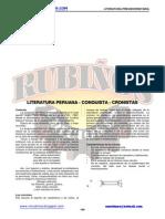 29940511 Literatura Peruana Conquista Cronistas[2]