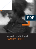 Armed conflict and family links