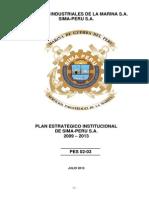 SIMA-PERU 1b1g Plan Estrategico Sima 2010 1ra Mod