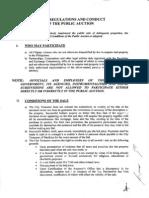 Marikina Auction Guidelines Nov 132008
