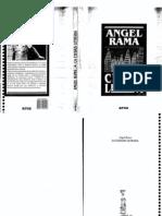 La Ciudad Letrada Angel Rama