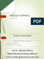 01 1P 1º Clase Medula