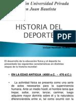 HISTORIA Deporte Aactualizado